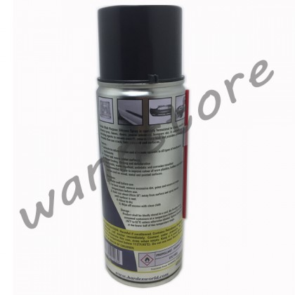 HARDEX HD 200 Multi Purpose Silicone Spray (400ml)